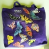 Butterfly Splash Tote