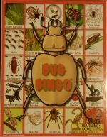 Lucy Hammett's Bug Bingo