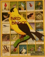 Lucy Hammett's Bird Bingo Board Game