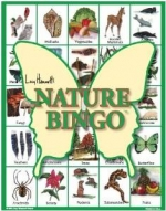 Lucy Hammett's Nature Bingo Board Game